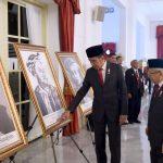 Presiden Anugerahkan Gelar Pahlawan Nasional kepada 6 Tokoh