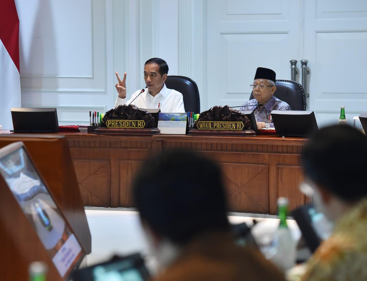Instruksi Presiden terkait Upaya Penciptaan Lapangan Kerja