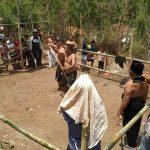 Warga Kediri Gelar Salat Istisqo dan Ritual Tiban