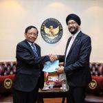 Mahfud MD Tegaskan Komitmen Soal Papua
