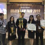 SMAK St. Hendrikus Raih Ubaya Law Fair Tingkat Nasional