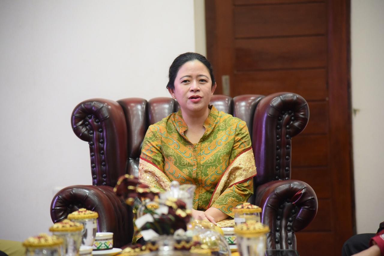Puan Tegaskan Komitmen DPRdalam Bidang Agama
