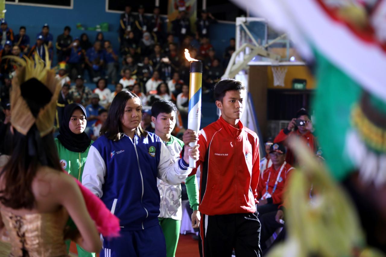 Menpora Harap Popnas Hasilkan Atlet Berprestasi
