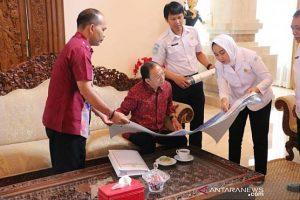 Gubernur Bali Dukung Perangkat Deteksi Gempa Setara Jakarta
