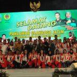 Fraksi PDI Perjuangan Siap Dukung Pengembangan Olahraga di Jatim