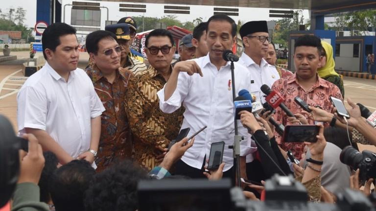 Dirut Garuda Indonesia Diberhentikan, Presiden : Jangan Main-main