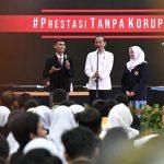 Presiden Tegaskan Tak Perbolehkan Perilaku Korupsi Sekecil Apapun