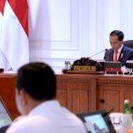Presiden Pimpin Rapat Terbatas Persiapan Nataru