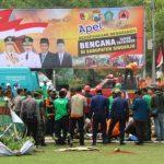 200 Personel BPBD Kabupaten Sidoarjo Siaga Antisipasi Bencana
