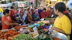 Jelang Nataru, Bulog Sub Divre V Kediri Pastikan Ketersediaan Bahan Pokok Aman
