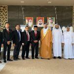 Kunjungan Kerja Menag ke Uni Emirat Arab