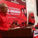 Wasekjen DPP PDI Perjuangan : Pengurus Bukan Hanya Pandai Berpidato, tapi Harus Punya Skill Khusus