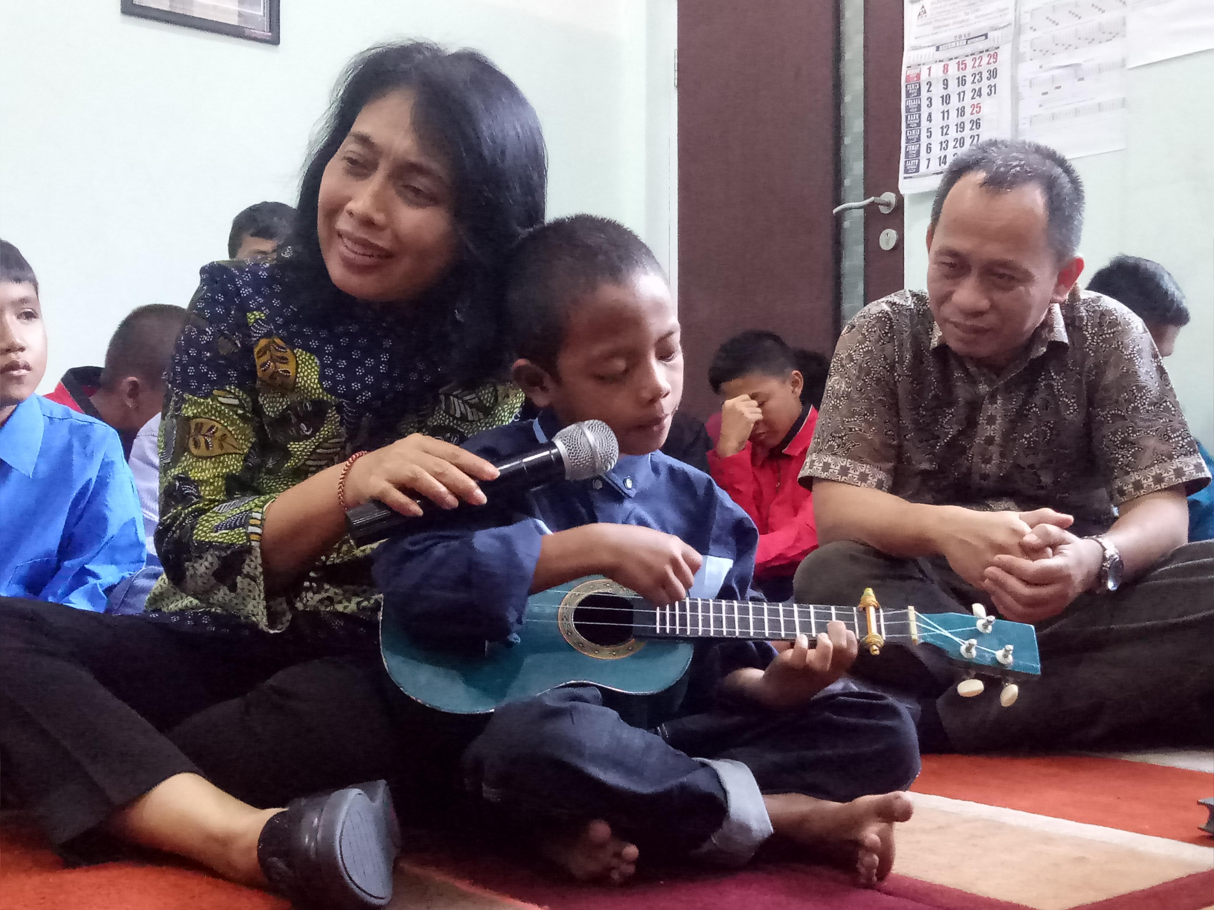 Kementerian PPPA Luncurkan Gerakan Terpadu Pengasuhan Anak