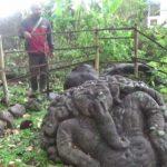 BPCB Jatim Teliti Arca Ganesha di Magetan