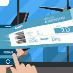Polana Berbagi Tips Cara Tepat Beli Tiket Pesawat Melalui Online