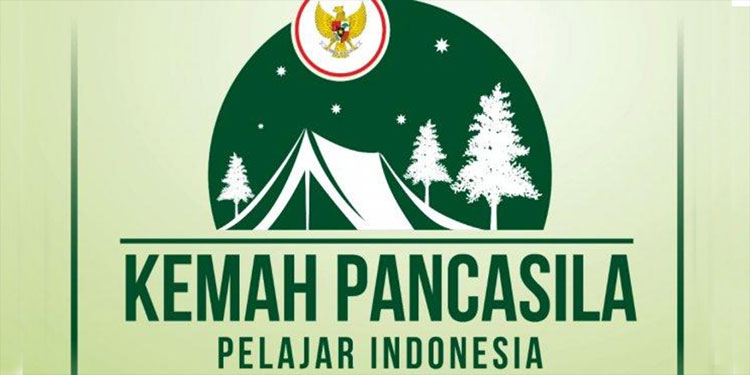 Kemah Pancasila Pelajar Indonesia 2019