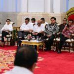 Presiden Instruksikan Jajaran Terkait Bantu Penanganan Banjir