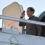 Presiden Jokowi Kunjungan Resmi ke Abu Dhabi