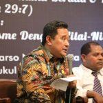 Plt. Dirjen Politik dan PUM Kemendagri Bahas Soal Dana Otsus Papua