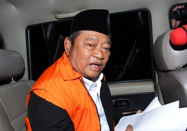 Saiful Ilah Jalani Proses Rekam Suara di KPK