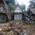 53 Korban Meninggal Akibat Banjir dan Longsor