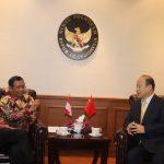 Mahfud MD Sebut China Akui Tak Ada Konflik dengan Indonesia