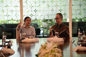 DPR Studi Banding ke Kantin Diplomasi Kementerian Luar Negeri
