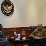 Mahfud MD Sampaikan 3 Hal Penting Pada Dubes AS