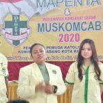 Politisi PDI Perjuangan Terpilih Sebagai Ketua Pemuda Katolik Kediri