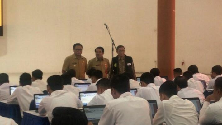 BKN Pastikan Keamanan Sistem Seleksi CPNS Jawa Timur