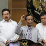 Mahfud : Dulu Money Politic di DPRD, Sekarang Pindah ke Pimpinan Partai
