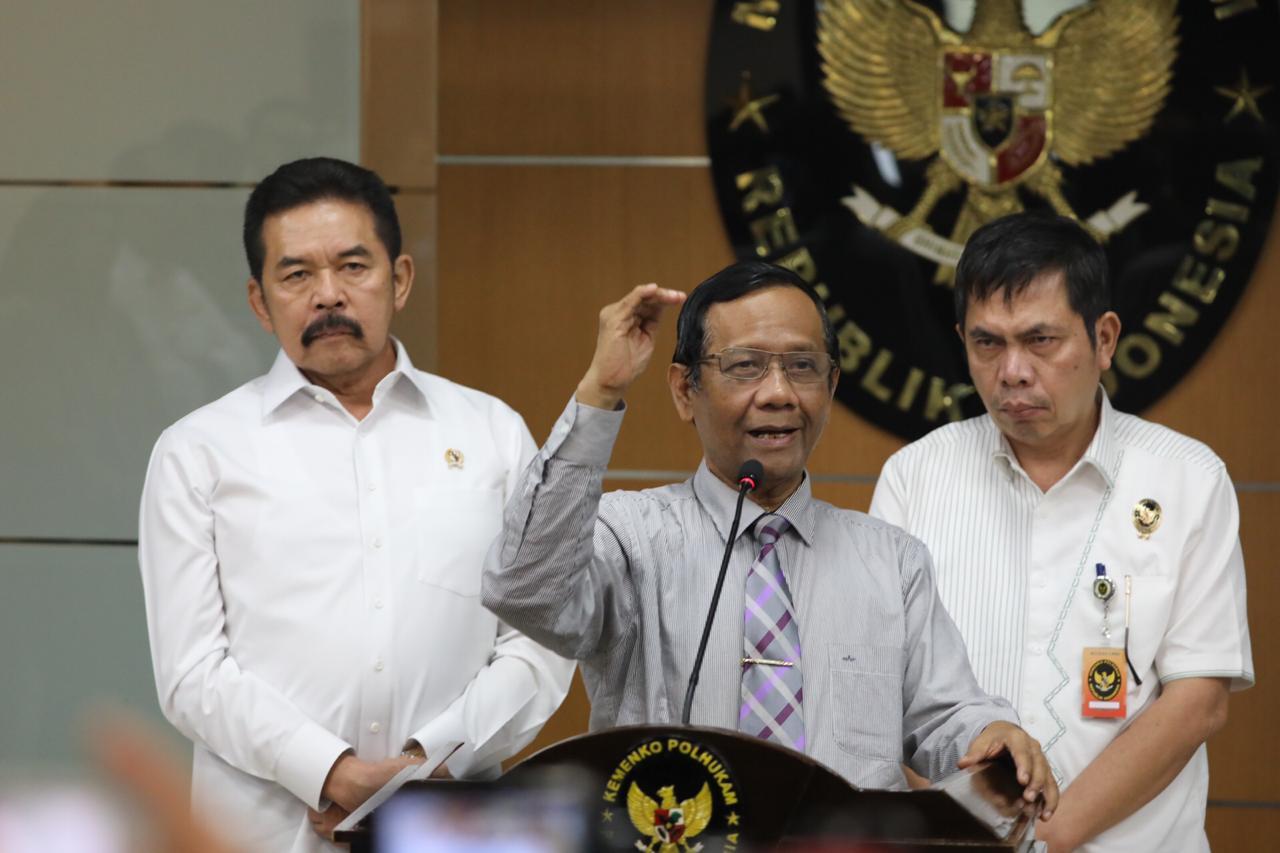 Pemerintah Tegaskan Tak Pulangkan Kombatan Asal Indonesia