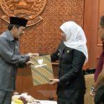Cak Nur Resmi Menjabat Plt Bupati Sidoarjo