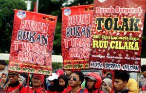 Wajar, Kekhawatiran Buruh Soal Omnibus Law Cipta Lapangan Kerja