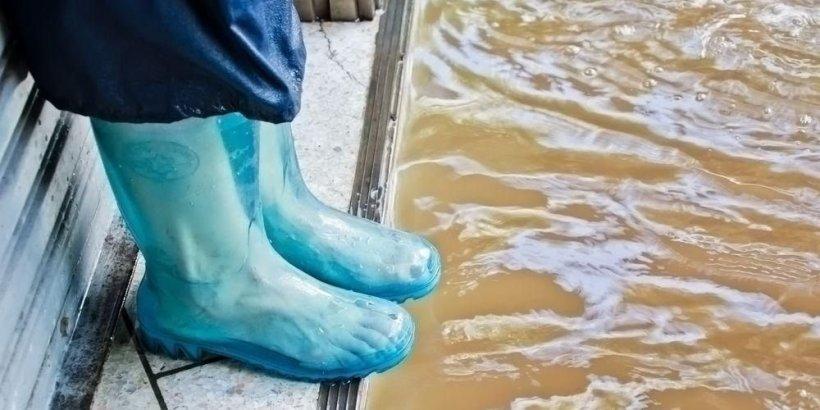Warga Korban Banjir Diimbau Waspadai Leptospirosis