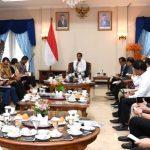 Presiden Gelar Ratas Terkait Evakuasi WNI dari Wuhan