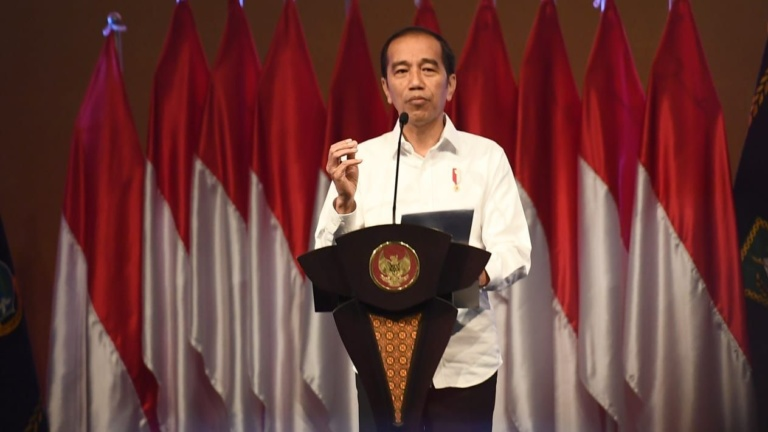Presiden Bagi Tips Sederhana Cegah Penyebaran Corona