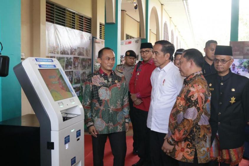 Presiden Apresiasi Adanya ADM di Provinsi Paling Ujung Utara Indonesia
