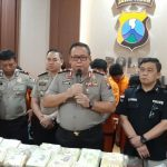 Polda Jatim Ungkap 635 Kasus Narkotika Selama Januari 2020