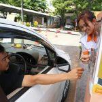 Pemberlakuan Kartu Uang Elektronik di Area Parkir 5 Stasiun KA