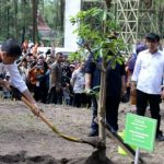 Presiden Dorong Upaya Pelestarian Lingkungan