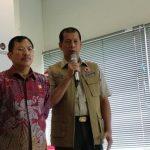 Menkes dan Kepala BNPB Jemput WNI dari Wuhan yang Diobservasi di Natuna