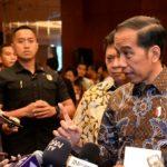 Presiden Tegaskan Pemerintah dan DPR Terbuka Terima Masukan Terkait RUU Cipta Kerja