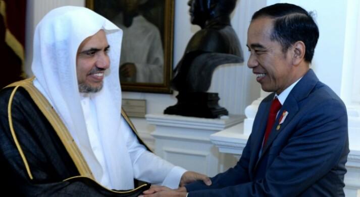 Liga Muslim Dunia Puji Toleransi di Indonesia