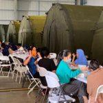 Pemerintah Berupaya Penuhi Seluruh Logistik WNI di Natuna