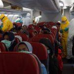 3 WNI di Wuhan Tak Lolos Pemeriksaan Kesehatan