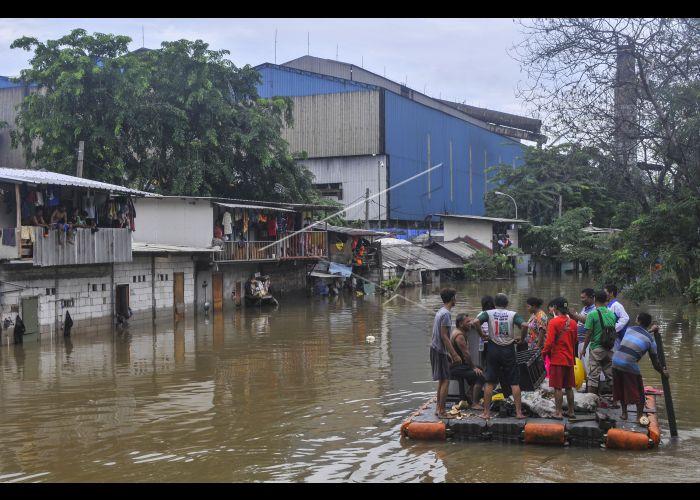 Dampak Terkini Banjir Jabodetabek dan Sekitarnya