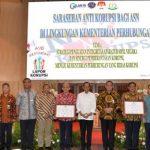 Komitmen Kementerian Perhubungan Wujudkan Wilayah Bebas Korupsi