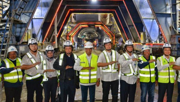 Menhub Optimis Proyek Kereta Cepat Jakarta-Bandung Selesai Akhir 2021