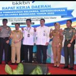 BKKBN Jatim Launching Command Centre Bangga Kencana